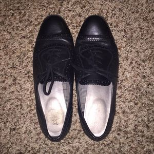Shoes - Oxford Flats